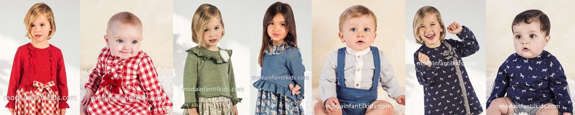 Kids Moda Infantil Moda Infantil Otoño-Invierno 2020-2021