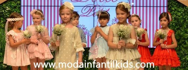 Tendencias de Moda Infantil para esta Próxima Colección Primavera-Verano 2020: Dolce Petit y Dolce Aela