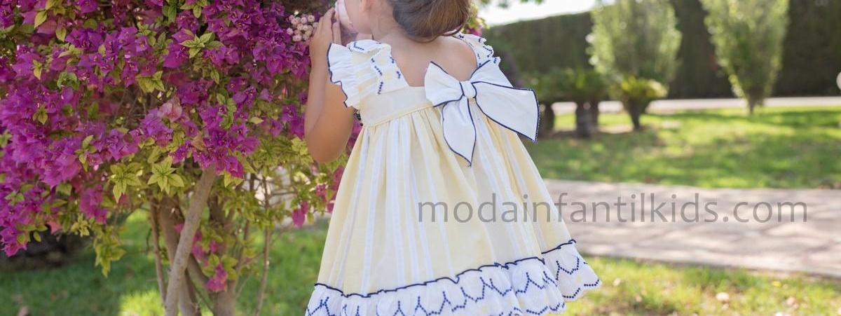Dolce Petit Verano 2020 ya disponible en nuestra Tienda de Moda Infantil Online