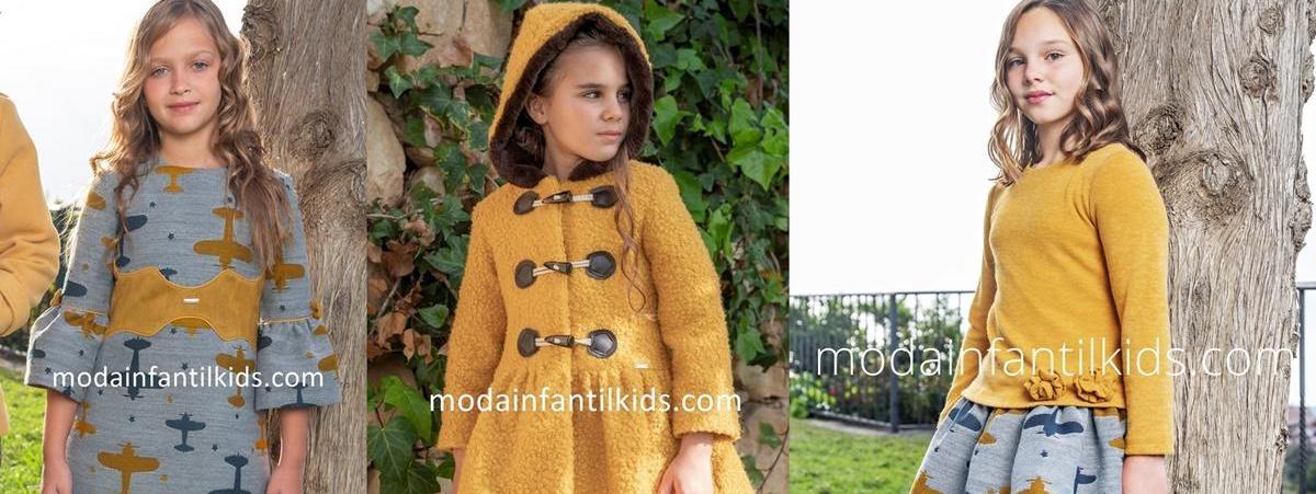 vestidos niña online españa
