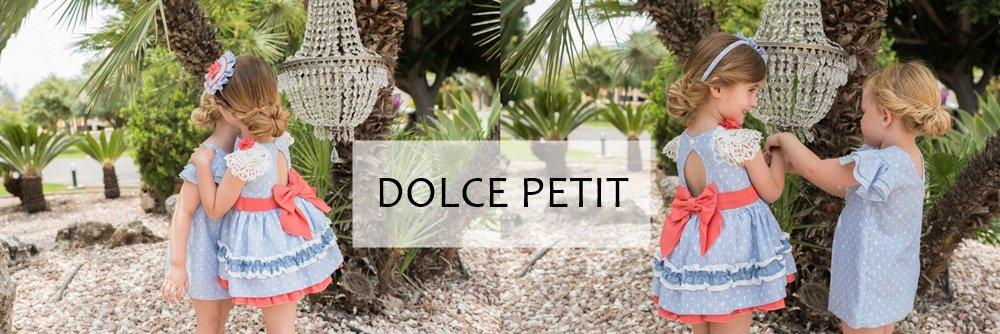 vestidos dolce petit 2020