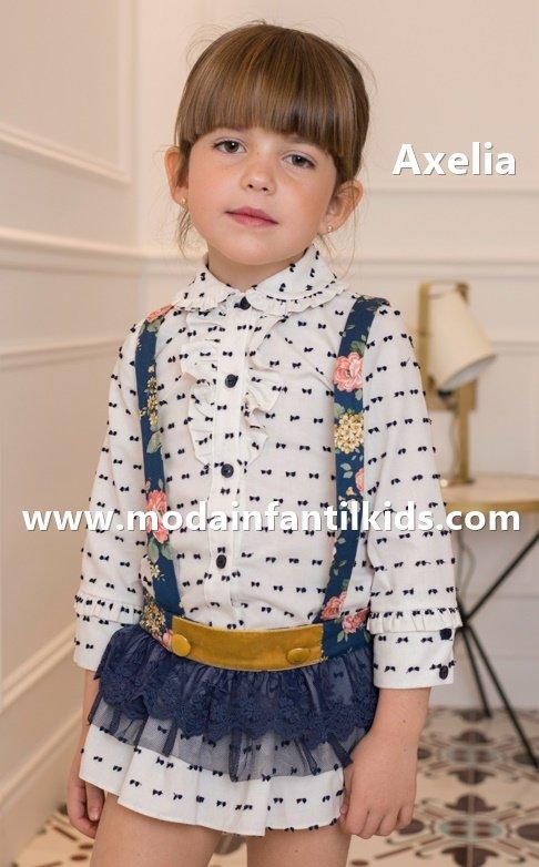Conjunto niña vestir Dolce Petit 2214-23