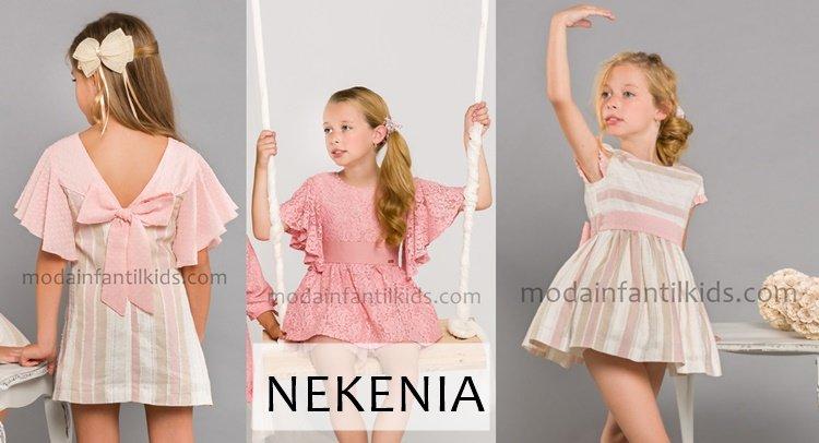 Vestidos Nekenia 2020
