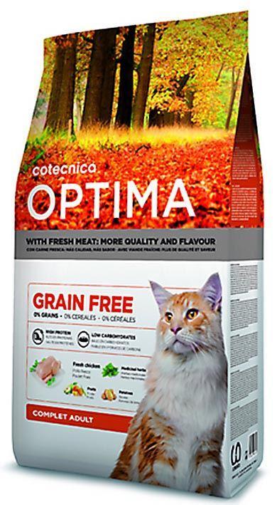 COTECAT OPTIMA GRAIN FREE ADULT 1kg
