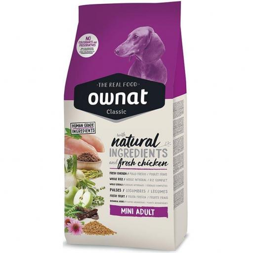 OWNAT CLASSIC MINI ADULT DOG