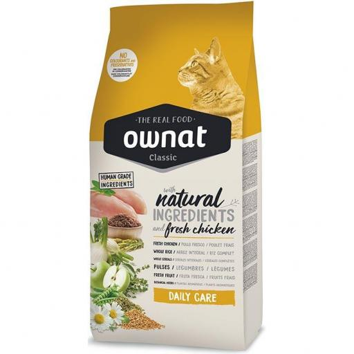 OWNAT CLASSIC DAILY CARE CAT 1.5KG