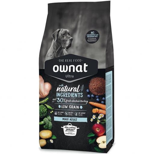 OWNAT ULTRA MAXI ADULT DOG 14Kg