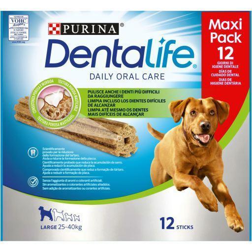 Dentalife Snacks Large Loyaltypack pack 12