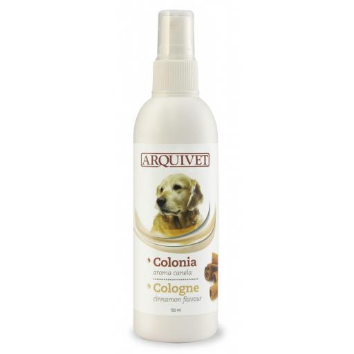 Colonia para perros aroma canela-125ml