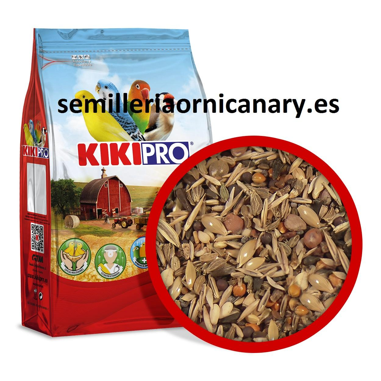 KIKI PRO SEMILLAS DE SALUD 5kg