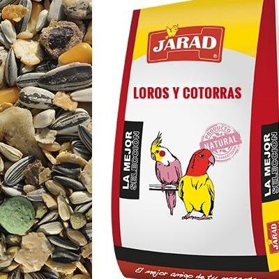 LORO Y COTORRA La Mejor Selección VIT-C 15 kg