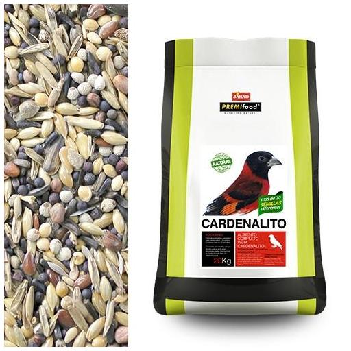 Mixtura premifood cardenalito 20kg