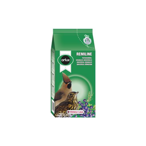 Orlux Remeline granulado universal 1kg. Pasta seca gallos y tordos