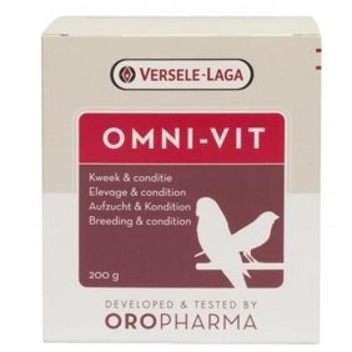 OMNI-VIT complejo vitaminíco 200gr