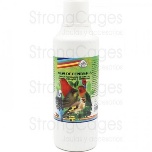 New Defender S - Para la preparación de semillas cocidas o brotes 1LT
