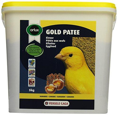 PASTA DE CRIA ORLUX GOLD PATEE 5kg