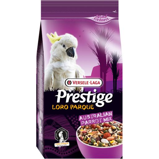 Prestige Loro Parque Loros Australianos, Versele Laga 1kg