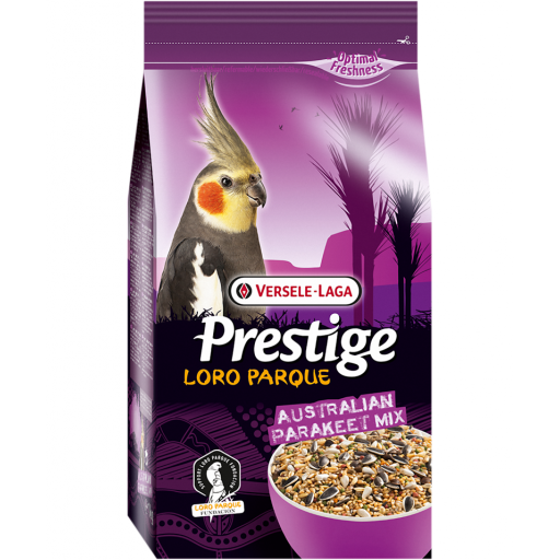 Prestige ninfas loro parque mix 1KG
