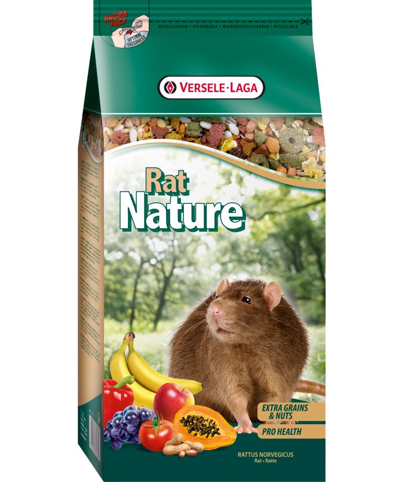Versele-Laga Rat Nature para ratas 750GR