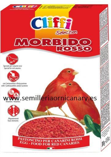 Pasta Morbido Roja cliffi