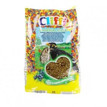 Alimento completo para insectivoros Cliffi 1kg