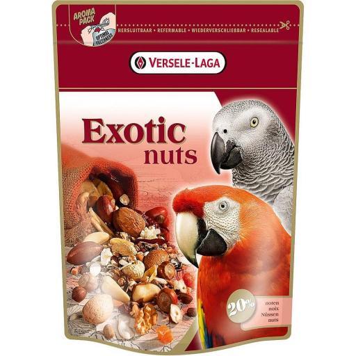 Exotic Nuts Mix de Versele Laga mezcla con nueces 750gr