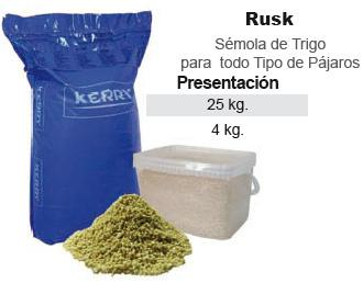 Rusk Kerry 25kg