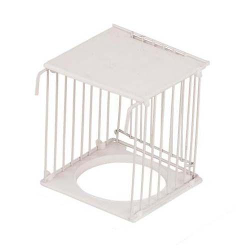 Caseta nido exterior economica con puerta