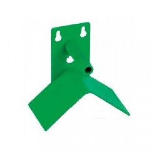 Posadera verde voladera