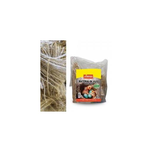 Material nido pelo yute 1kg