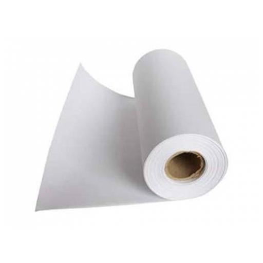 Papel blanco rollo 335mm