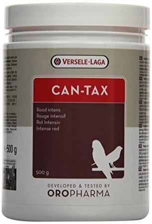 Can-tax Rojo Intenso 500 gr