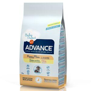 ADVANCE Puppy Protect Mini pollo y arroz