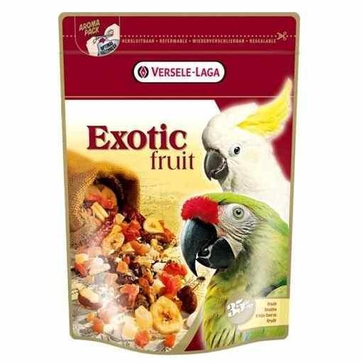 Prestige loro exotic fruit mix 600gr