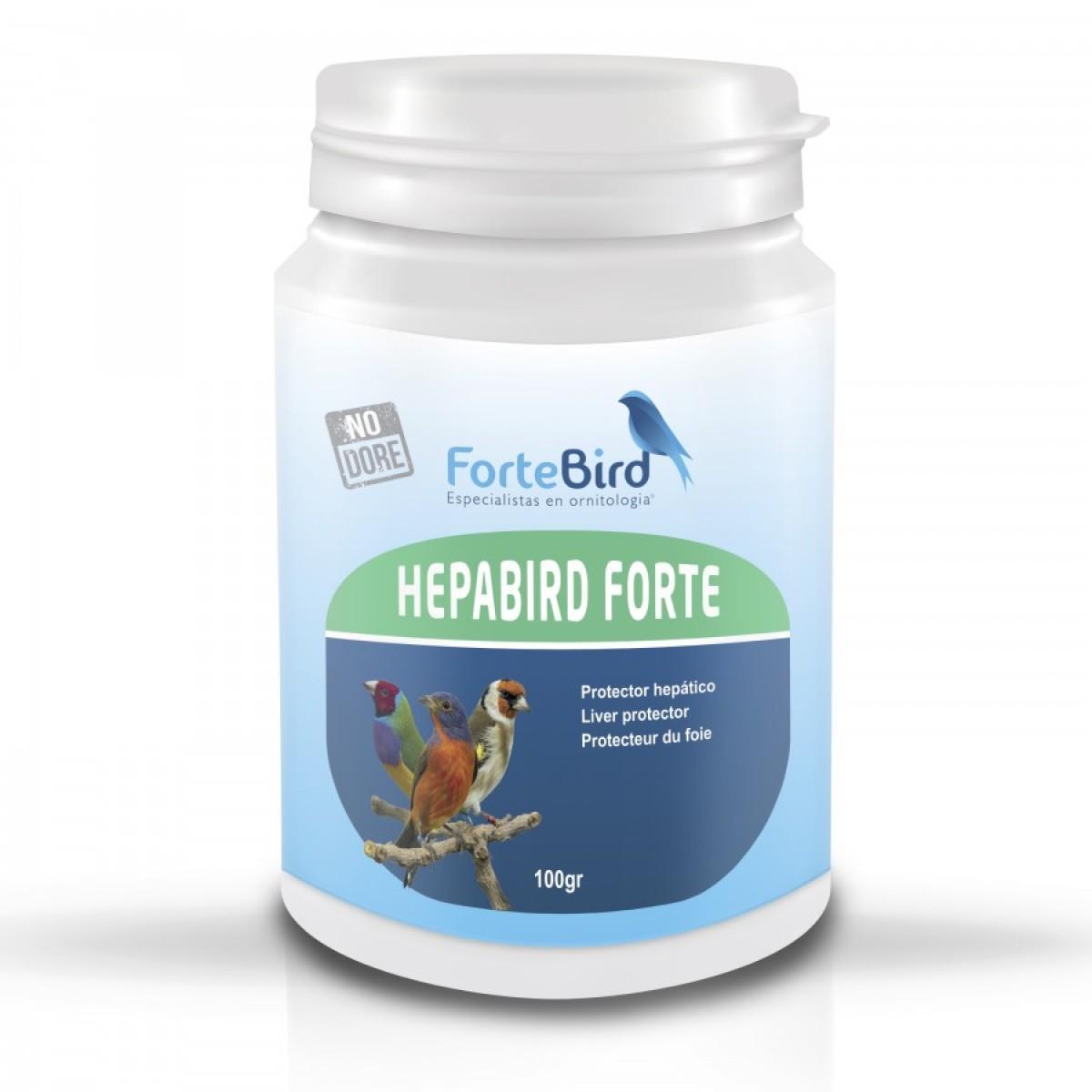 HepaBird Forte | Protector hepático 100gr