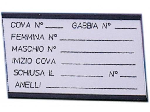 Portatarjeta Magnético I020 STA