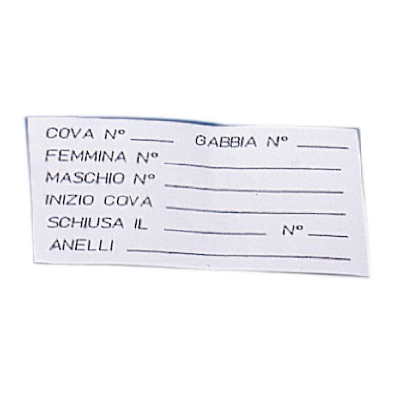Tarjeta para Porta Tarjeta Magnético I021 STA