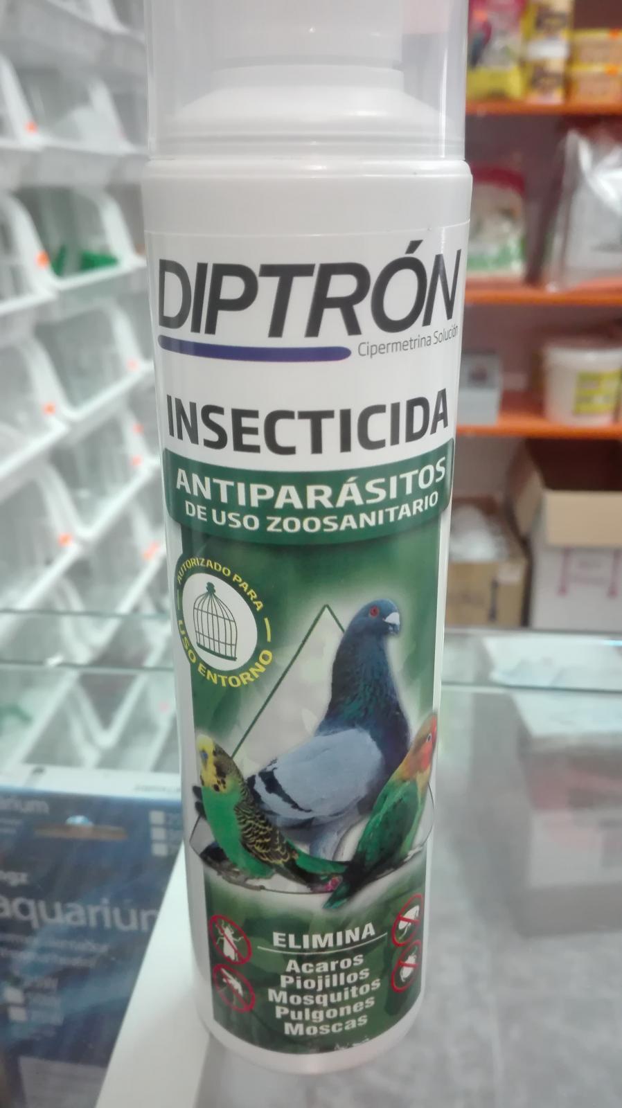Diptron insecticida antiparásitos 250ML