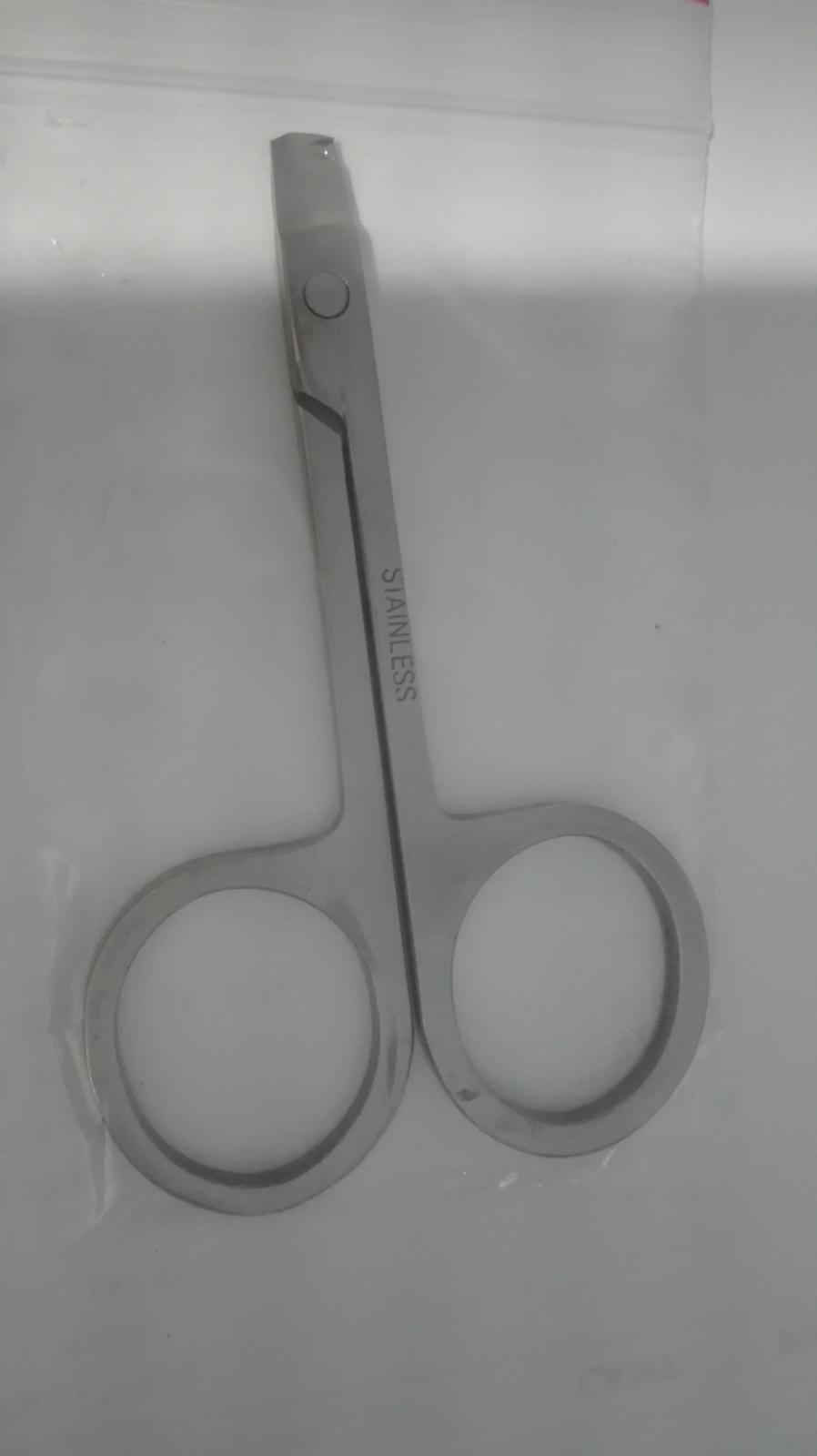 Tijeras corta anillas profesional