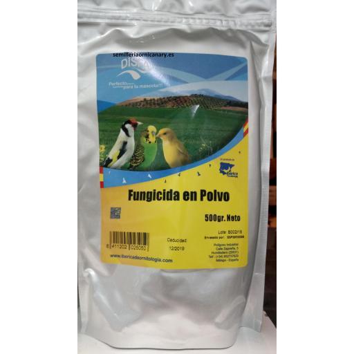 Fungicida en Polvo (Disfa) 500gr