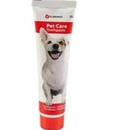 Pasta de dientes 85 gr FLAMINGO PET CARE