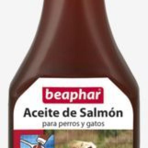 BEAPHAR Aceite de Salmón