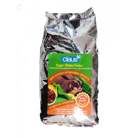 Alimento Claus para Petauros Del Azucar Y Pequeños Roedores 750kg