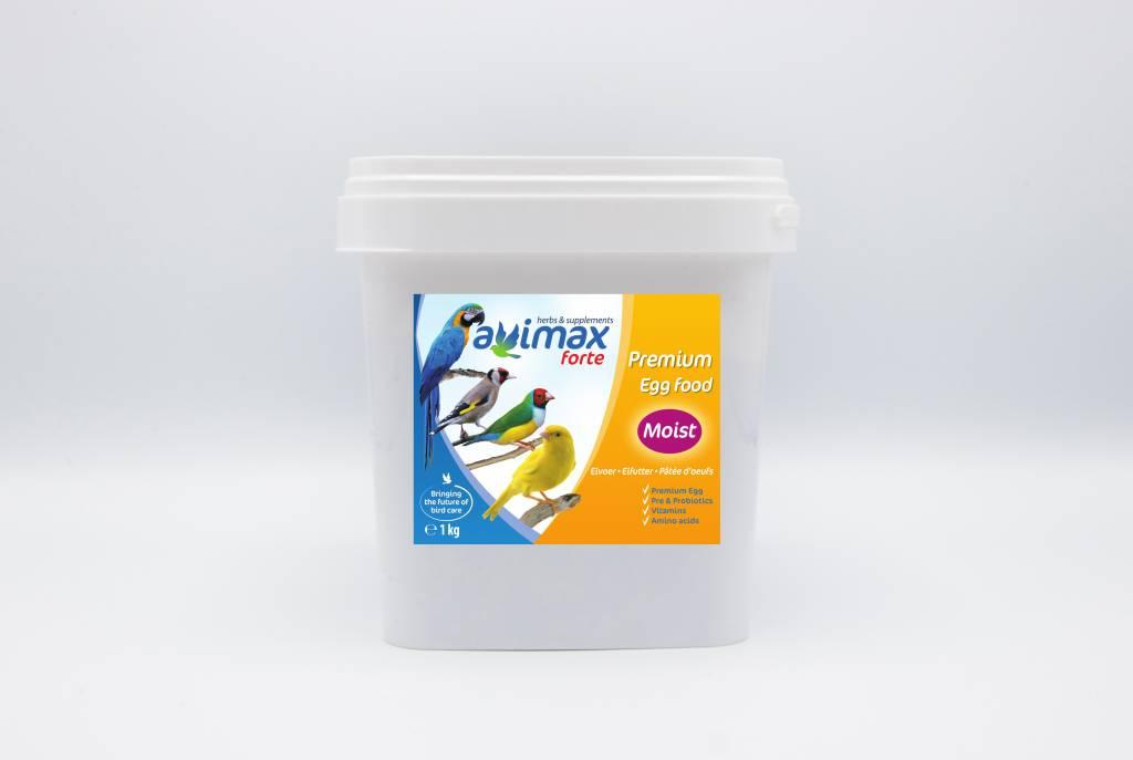 Avimax pasta de cria amarilla para aves ornamentales
