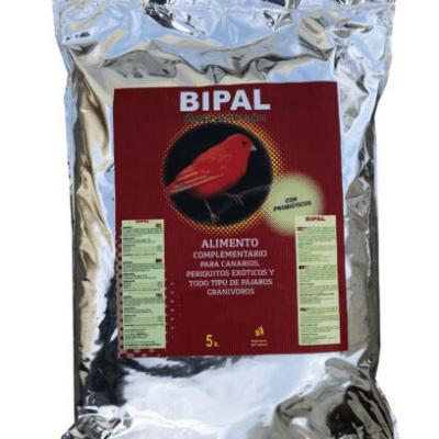 Bipal Pasta de Cría para Canarios roja 5kg