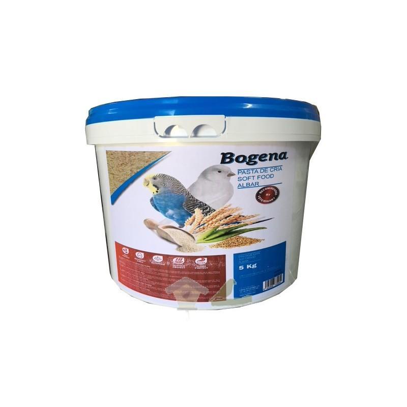 Bogena pasta de cría blanca / sin doré 5kg