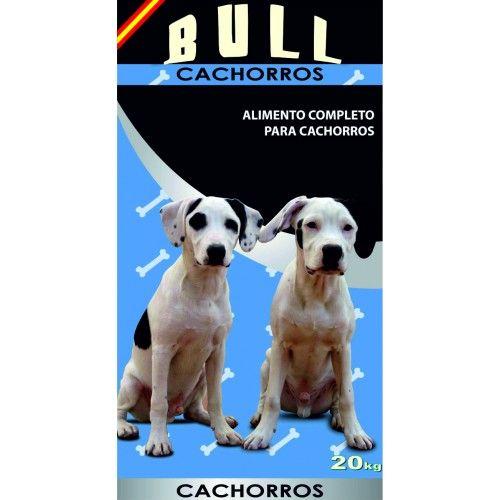BULL Cachorros 20kg