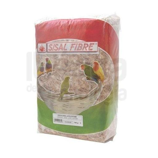 Coco Sisal Juta Cotonne 500 gr. (Sisal)
