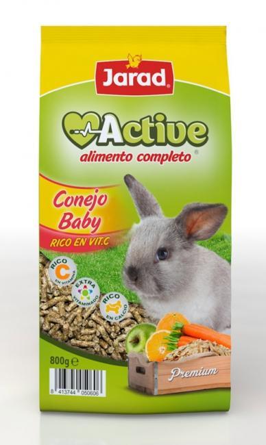 CONEJO BABY (RICO EN VIT.C) 3 KG