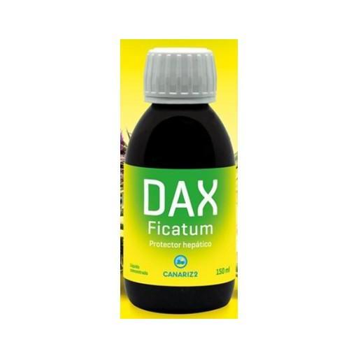 DAX Ficatum Protector Hepático Líquido CANARIZ 250ml